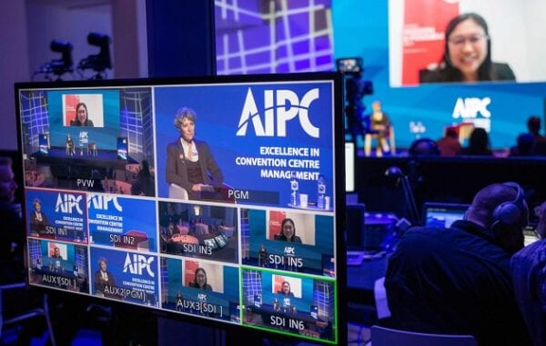 AIPC Holds Its First Hybrid Annual Conference