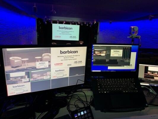 Barbicon Hybrid setup