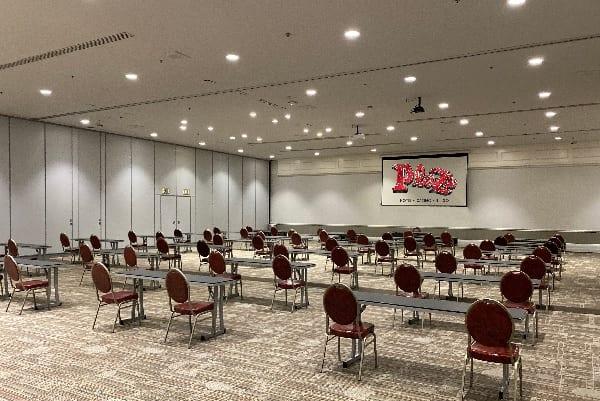 LV Plaza Convention-04 Social Distance
