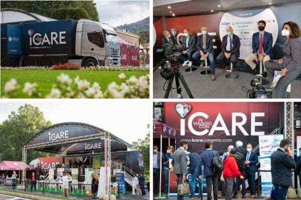 Traveling with ICARE: SIAARTI Takes Event to Audience