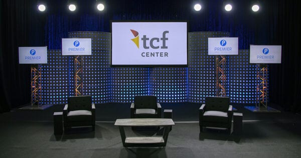 TCF Center's Game-Changing Event Tech