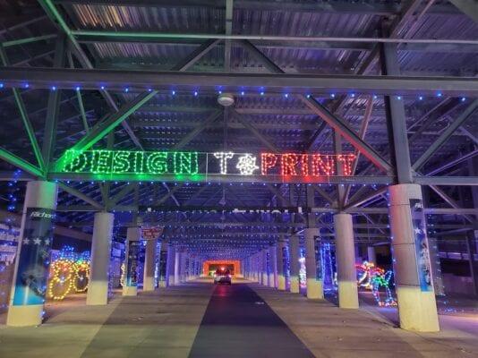 Design to Print sign