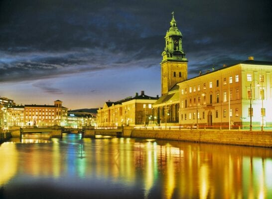 Gothenburg Receives IAPCO Recognition Award