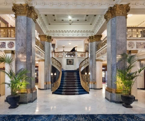 D.E.A.L.: The Storied Past of the Seelbach Hilton Louisville