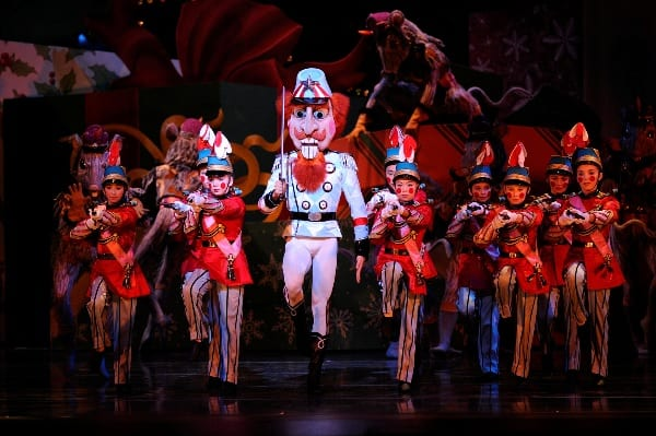 "Blueprint Studios Creates ""Nutcracker Online"" with SF Ballet"