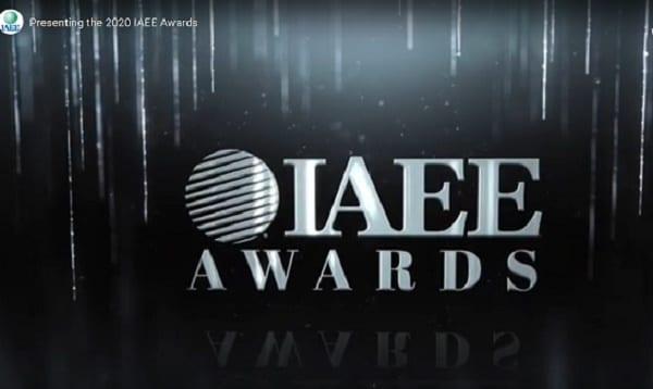 IAEE Awards logo
