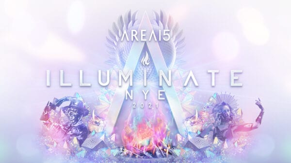 """Area15 Invites Guests to """"Illuminate 2021"""" on NYE"""
