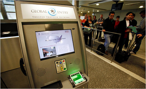 Los Cabos Airport First To Offer Global Entry And